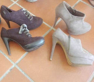 Zapatos mujer n° 40 (lote 2 )