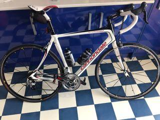 Bicicleta carretera Cannondale Synapse