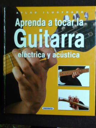 Aprender a guitarra electrica y acustica