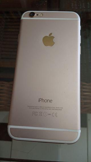 iphone 6 64 gb roto sòlo piezas
