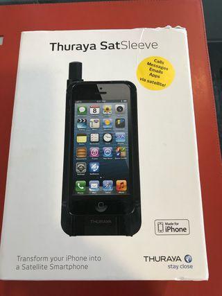 Teléfono satélite thuraya para iphone