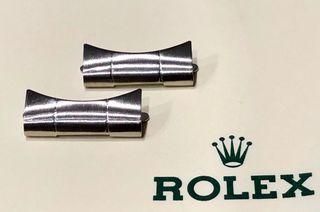 Rolex end links numero 64 originales.
