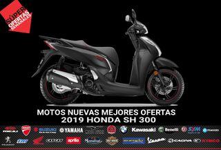 2019 HONDA SH 300 MOTOS NUEVAS MEJORES OFERTAS