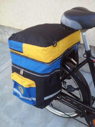 Bolsa viaje Bicicleta