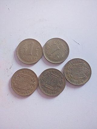 monedas 1958