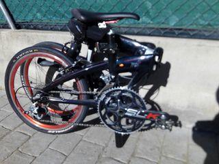 Bicicleta plegable Dahon Mu Ex