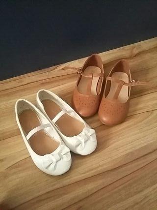 Zapatos niña n 29