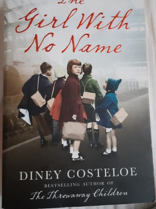 The girl with no name by Diney Costeloe