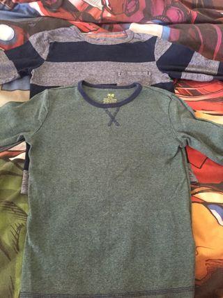 1a46f07b7 Camisetas manga larga niño de segunda mano en Alcorcón en WALLAPOP
