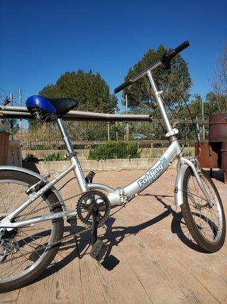 Bicicleta plegable folding street 08