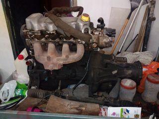 vendo motor de ford scort 1600cc gasolina