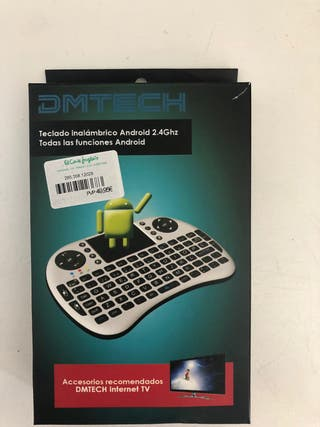 Teclado Inalámbrico Android 2,4 Ghz
