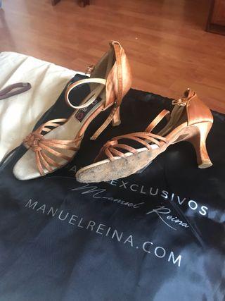 Zapatos de baile Reyna