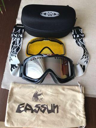 Gafas máscara esquí snow Eassun
