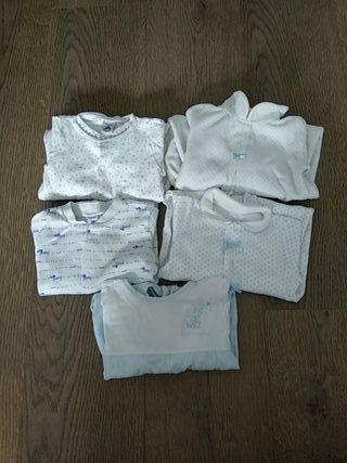 Pijamas de entretiempo 3 meses
