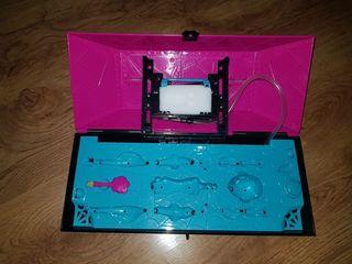 Laboratorio diseño Monster High