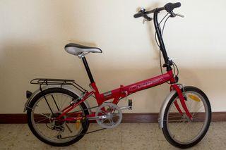 Orbea Leisure Folding Tournée - Bicicleta plegable