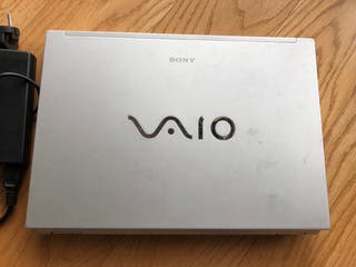Portátil Sony Vaio