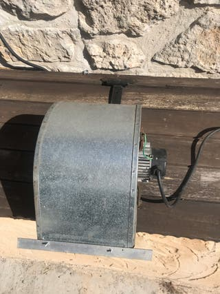 Extractor centrífugo