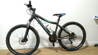 Bicleta btt para mujer