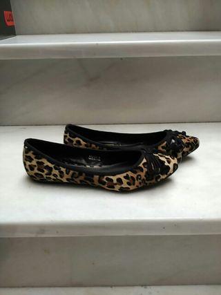 Bailarinas de leopardo talla 36