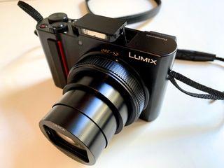 Cámara de fotos LUMIX Dc- TZ200 NUEVA