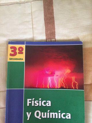 Libro física y química 3° ESO