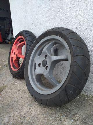 llantas / ruedas de yamaha aerox