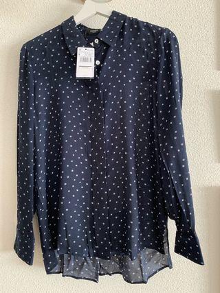 Camisa MANGO mujer talla S