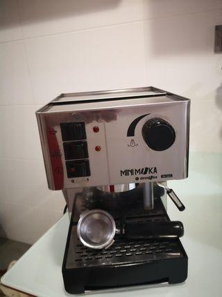 cafetera expreso Minimoka