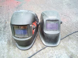 mascaras para soldar
