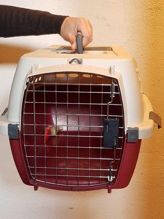 Transportin homologado de gatos y perros pequeños