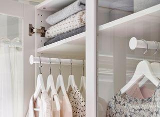 BARRAS ARMARIO IKEA Komplement.