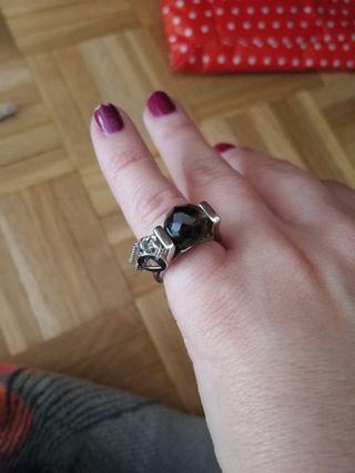 anillo Morgan meñique