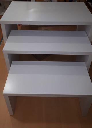 mesas para tienda