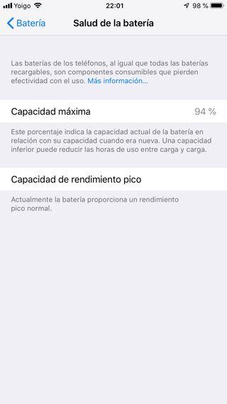 Iphone 8 PLUS 256Gb SPACE GREY - SUPERPRECIO