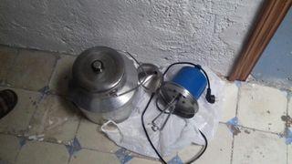 batidora de leche electrika