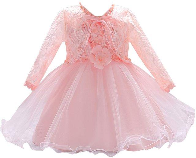 Vestido De Fiesta Para Niña Nuevo De Segunda Mano Por 40