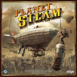 juego de mesa planet steam