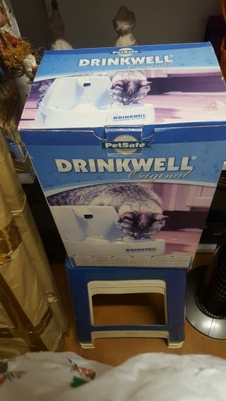 Drinkwell fuente para gatos