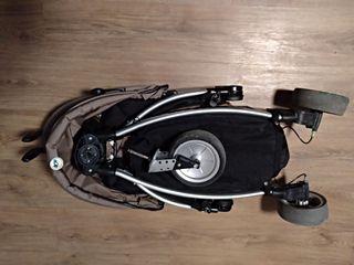 Carro de paseo 3 ruedas