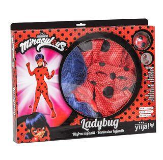 Disfraz Ladybug.