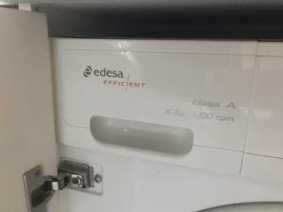 Lavadora secadora integrable
