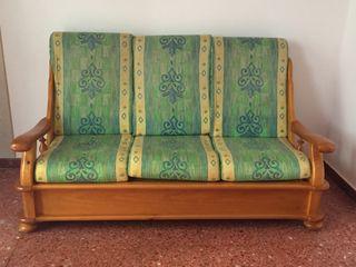 Conjunto sofá 3+2