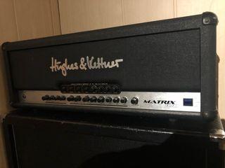 Hughes and Kettner matrix 100