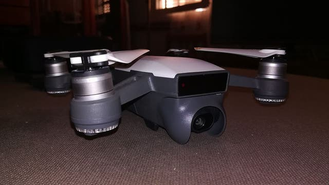 Dron DJI Spark + Pack de energía portátil