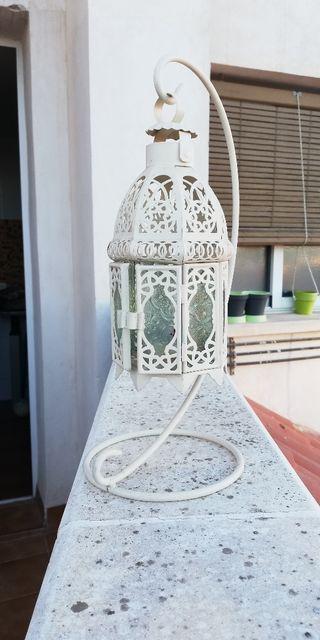 lámpara de vela