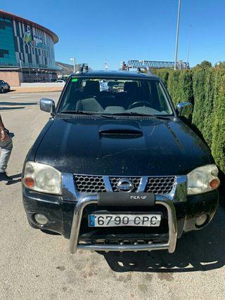 Nissan Navara pick up 4x4 doble cabina