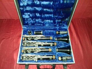 pareja de clarinetes sib y la noblet artist