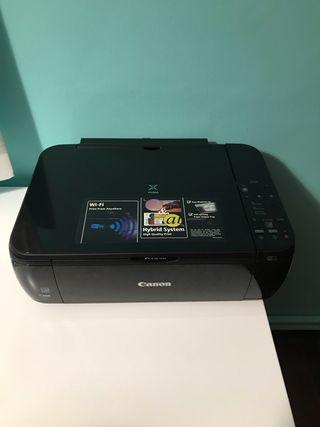 Impresora con escáner.
